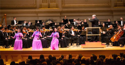 The enchanting features of the Shen Yun symphony orchestra