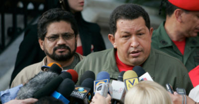 Hugo Chávez ordered the flooding of United States with FARC cocaine