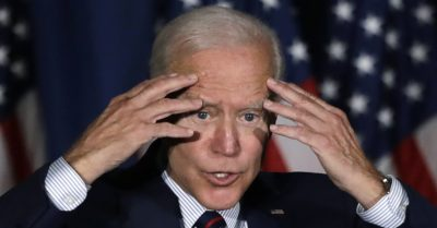 'I hate to say it': Biden fundraising off fact he's running out of money