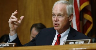 Sen. Johnson has firsthand information on impeachment inquiry events
