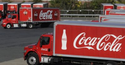No-sugar drinks and innovations power Coke in 3Q