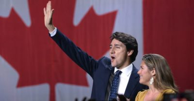 Canada election: 'Conservatives have put Justin Trudeau on notice'