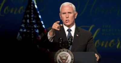 Mike Pence tells Judge Jeannie, Democrat impeachment vote 'not a foregone conclusion'