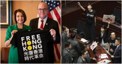 US House backs measures to support Hong Kong pro-democracy protesters, China fires back
