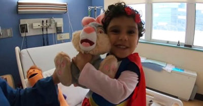 Florida toddler with leukemia in desperate need of finding bone marrow donor
