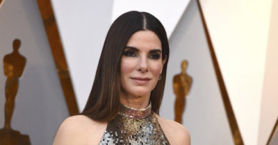 Actress Sandra Bullock on Trump: 'If you don't like him just leave and never returned, particularly you Hillary'