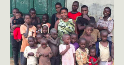 40-year-old Ugandan woman with 44 children named most fertile