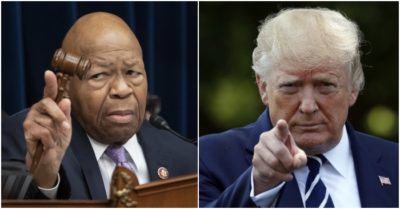 Christian radio said God killed Elijah Cummings for 'messing' with President Trump: 'Don't mess with The Great White Hope'