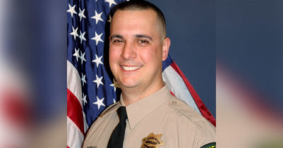 California Deputy Brian Ishmael shot and killed while on duty