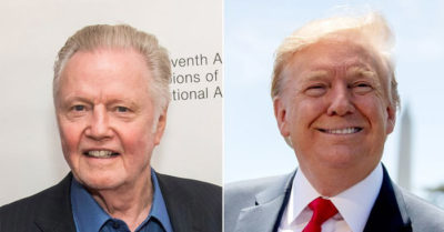 President Trump to award actor Jon Voight with National Medal of Arts