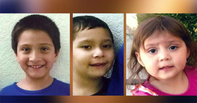 Three Missouri children missing since 2017 found safe in Texas