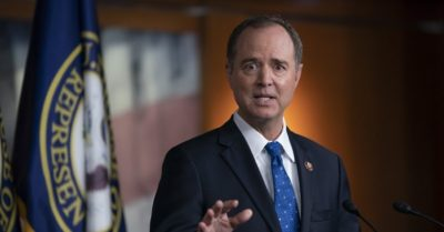 23 House Republicans have yet to sign resolution to censure Adam Schiff