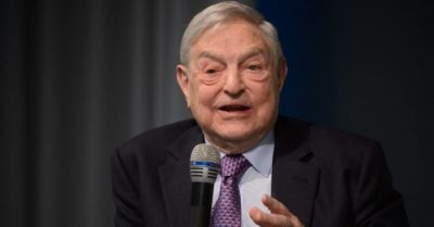 Soros is allegedly funding left-wing prosecutors togo soft on crime