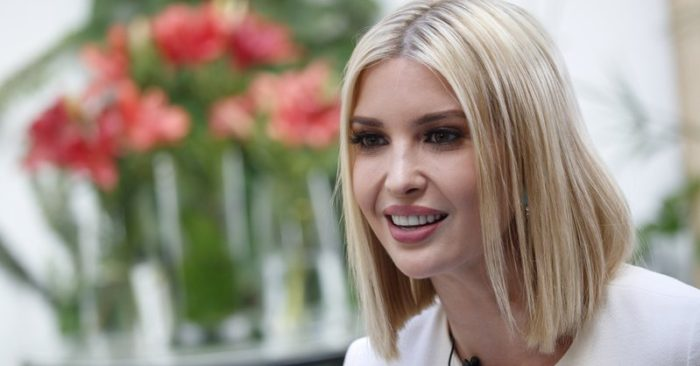 Ivanka Trump, the daughter and senior adviser to President Donald Trump, is interviewed by The Associated Press, on Nov. 8, 2019, in Rabat, Morocco. (Jacquelyn Martin/AP Photo)