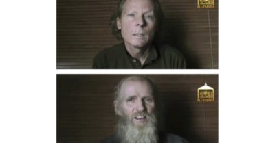 Taliban says they freed US, Australian hostage for 3 Taliban