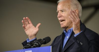 'You're a damn liar, man' Biden accuses audience member in Iowa in fiery exchange
