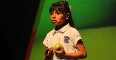 8-year-old girl, who was bullied for 'weird,' has higher IQ than Einstein