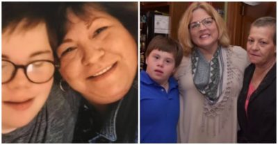 Massachusetts teacher adopts student with Down syndrome after his mom passes away from cancer