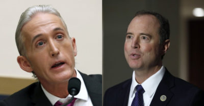 Trey Gowdy responds to Democrat Adam Schiff about his mockery calling him 'horseman of the apocalypse'