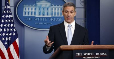 Ken Cuccinelli, advocate of strong borders will be deputy secretary of Homeland Security