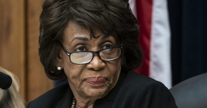 'Instead of producing results, you're more interested in producing cheap headlines at the President's expense': Secretary Ben Carson replies to Democratic Congresswoman Maxine Waters