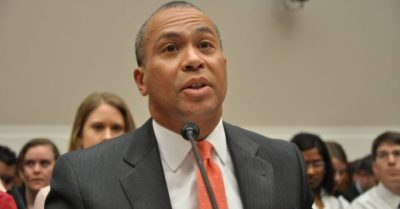 Who is Deval Patrick? The new Democratic candidate for president of the United States