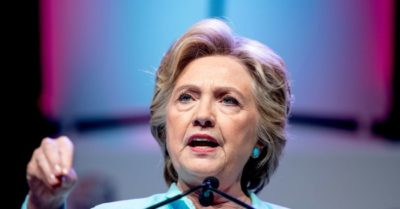 Hilary Clinton as top choice for presidential race, poll shows