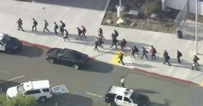 1 dead, 2 in critical condition after high school shooting in California; teen suspect in custody