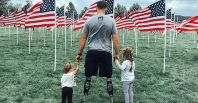 Marine veteran who lost legs in Afghanistan bombing granted specially made smart home to help make life easier