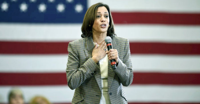 Kamala Harris Aiken High School