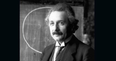 God's existence according to Albert Einstein and his last wish