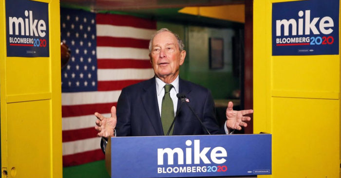 Michael Bloomberg Phoenix Arizona