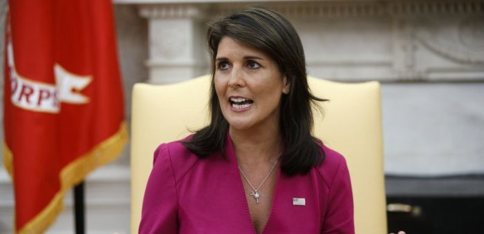 Nikki Haley says US should investigate 'to the core' the situation of Joe Biden and his son in Ukraine