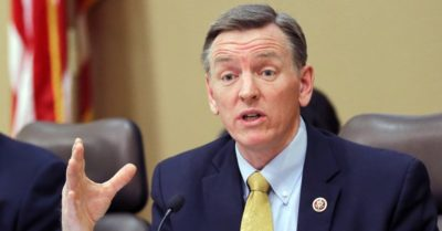 During impeachment hearing, GOP's Paul Gosar drops coded tweets spell out 'Epstein didn't kill himself'