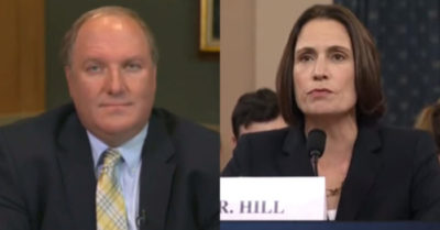Journalist John Solomon criticizes impeachment witness Fiona Hill for accusing him of doing 'Russian propaganda'