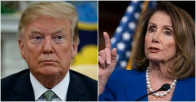 President Trump calls Nancy Pelosi 'incompetent woman' for delaying important trade agreement