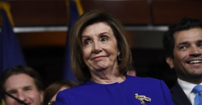Pelosi says no pressure on members to vote for impeachment