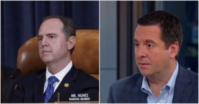 Nunes says Schiff sends materials to Nadler without consulting him, violates House rules