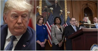 Reactions to Democrats' impeachment charges: President Trump says 'Witch Hunt', wants Senate trial