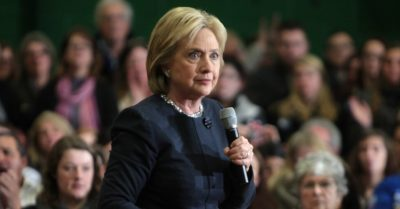Hillary Clinton says she's 'ready' to serve in Biden administration