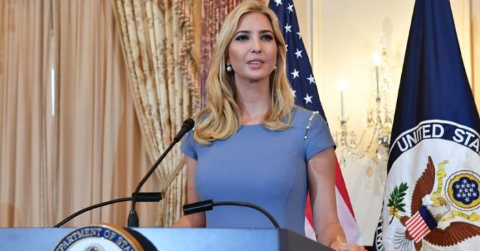 "Ivanka Trump said about the impeachment: my father is ""energized, as are 63 million plus voters"""