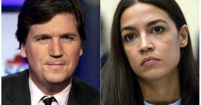 Tucker Carlson describes AOC congressional district as 'filled with garbage'