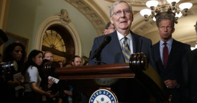 McConnell expects Senate impeachment trial will start in January 2020