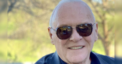 Actor Anthony Hopkins says 'Actors are pretty stupid' and should avoid talking politics