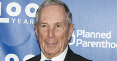 Bloomberg plummets in polls: 54% of voters have a negative image of the Democratic candidate