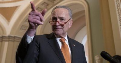 Schumer wants bipartisan, fair impeachment trial in Senate, seeks to call 4 GOP witnesses