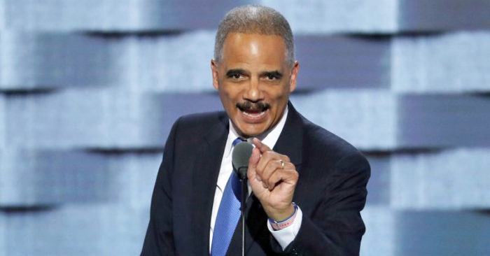 Eric Holder Democratic National Convention