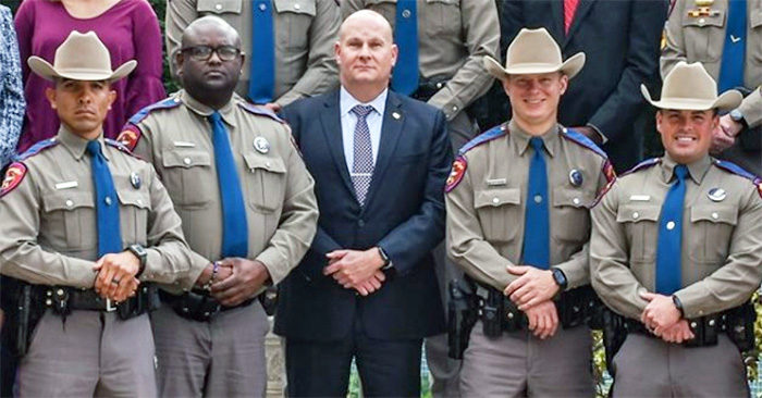 Jeff Williams Texas Department of Public Safety