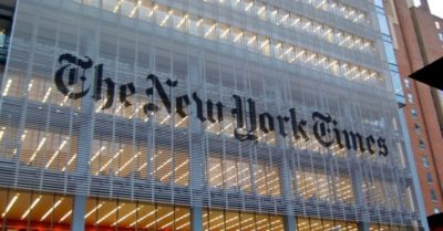 President Trump caught New York Times spreading fake news on Republican Convention moving to Florida