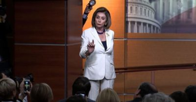 Pelosi considers herself a 'conservative Catholic' but supports abortion until birth and gay marriage